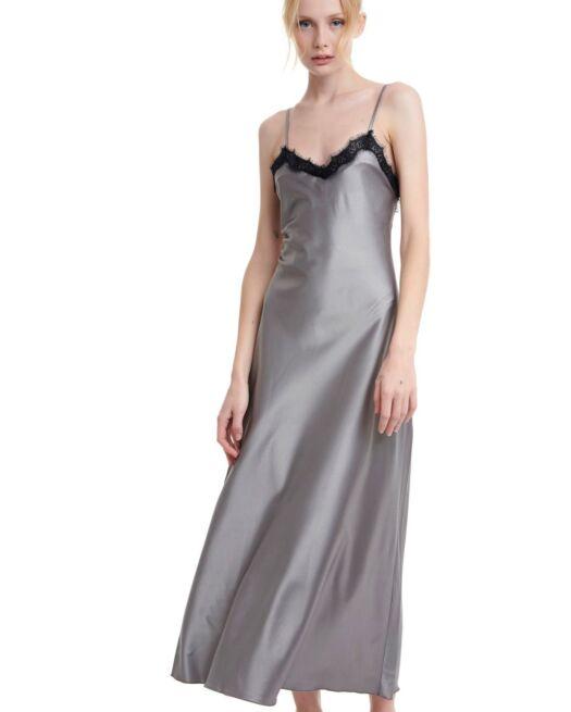JE-M-EN-FOUS-30JMFD13-dark-nude-satin-maxi-night-dress-black-lace